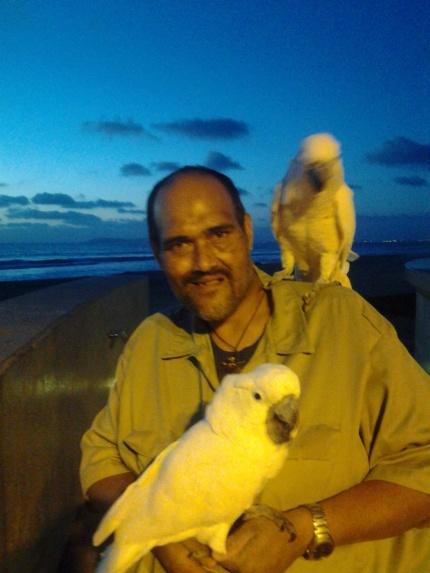 Johnny, the Bird Man