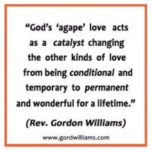Gordon Williams Evangelist Association